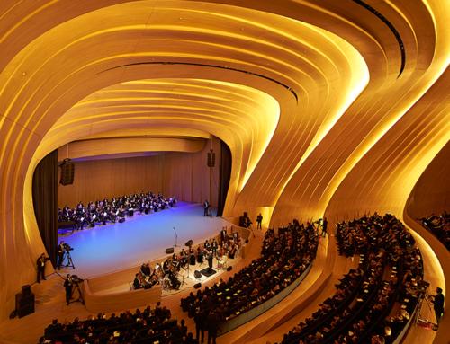 Radiant – Heydar Aliyev Centre