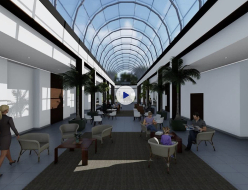 3D Walkthrough Visualisation